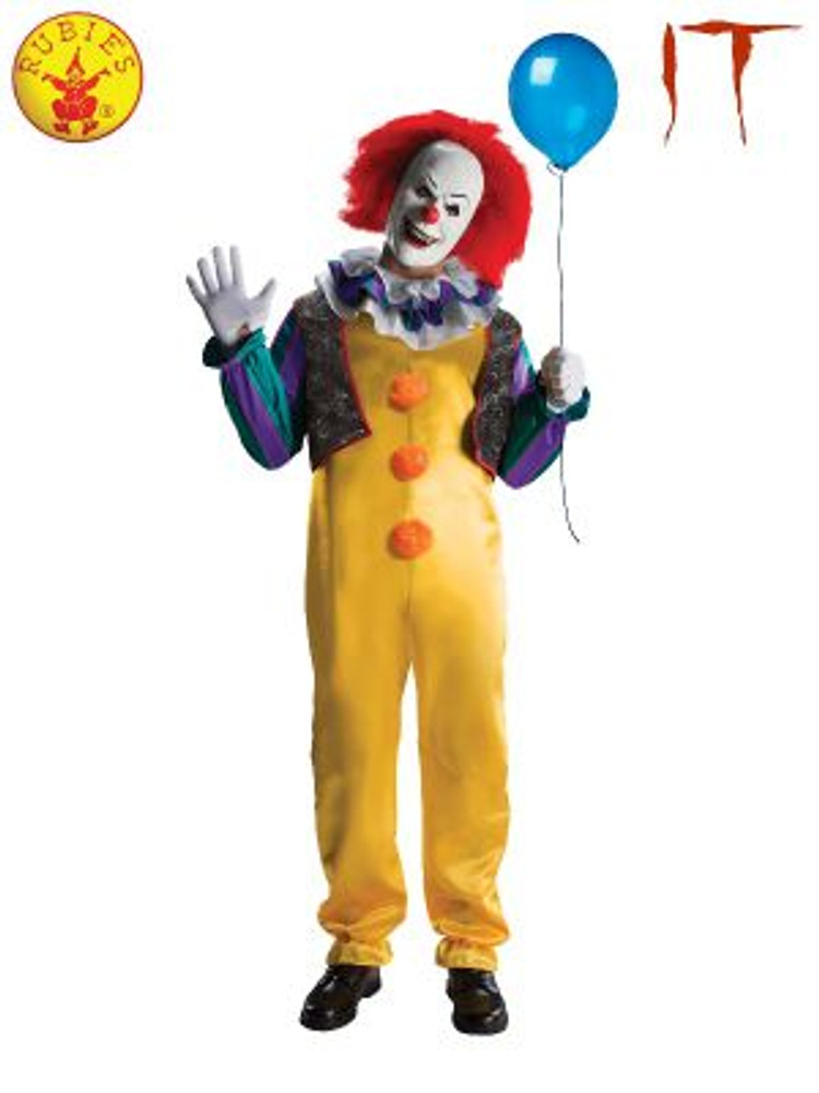 Pennywise Clown Teen Costume