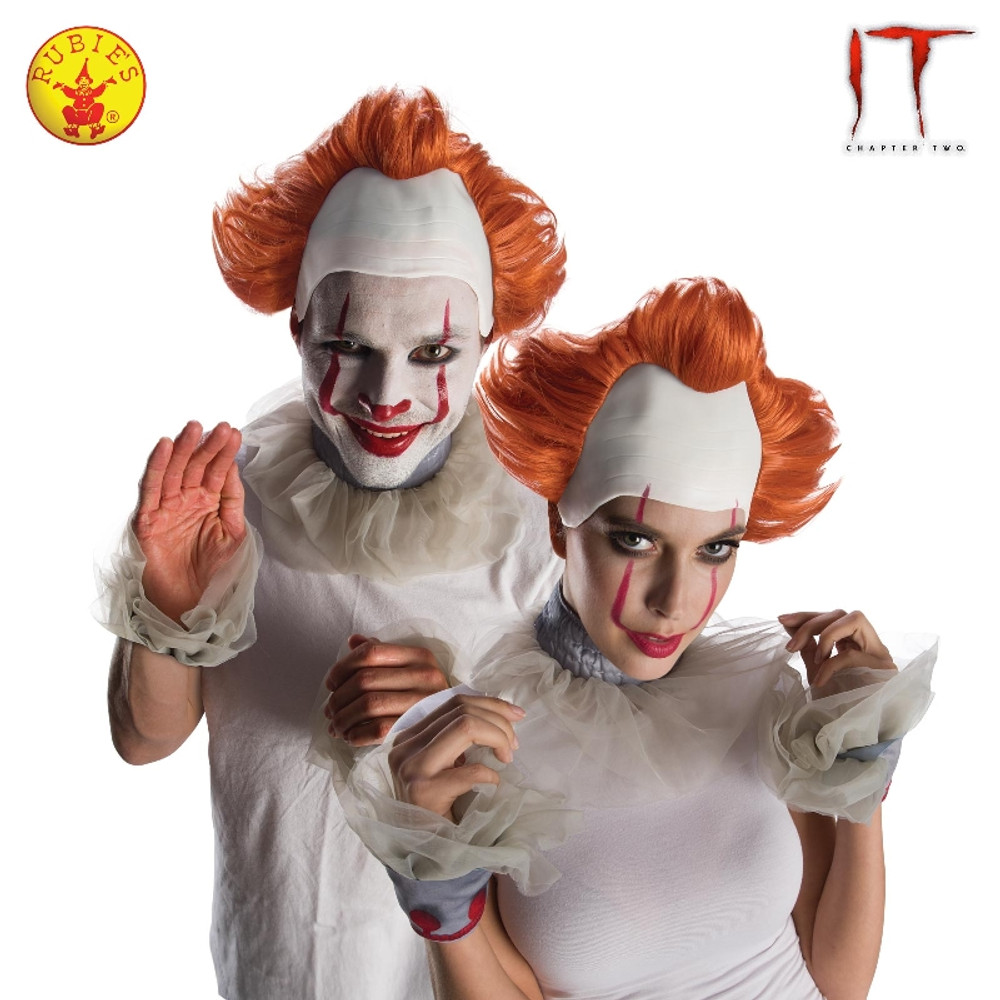 Pennywise Wig Costume Kit