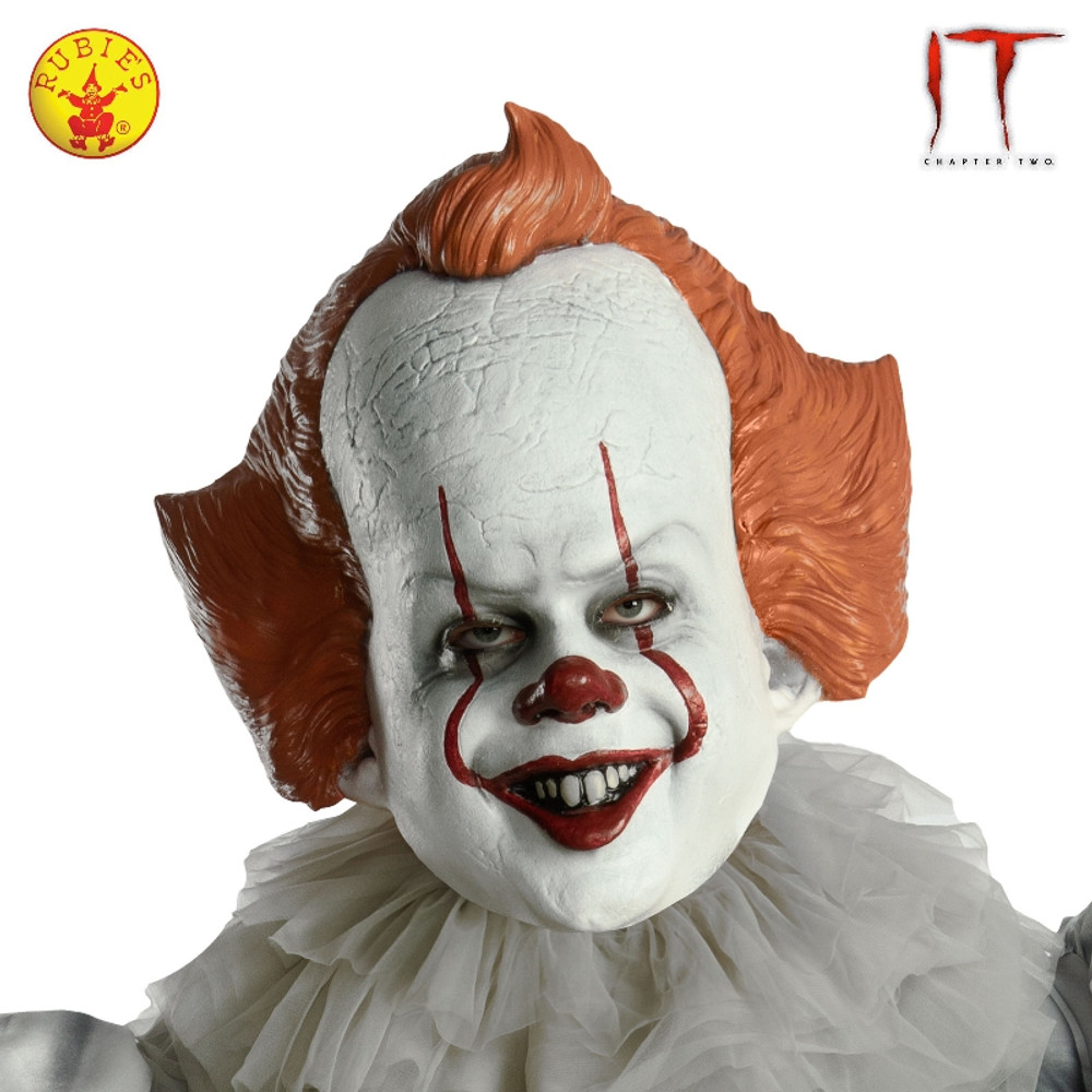 Pennywise Vinyl Mask