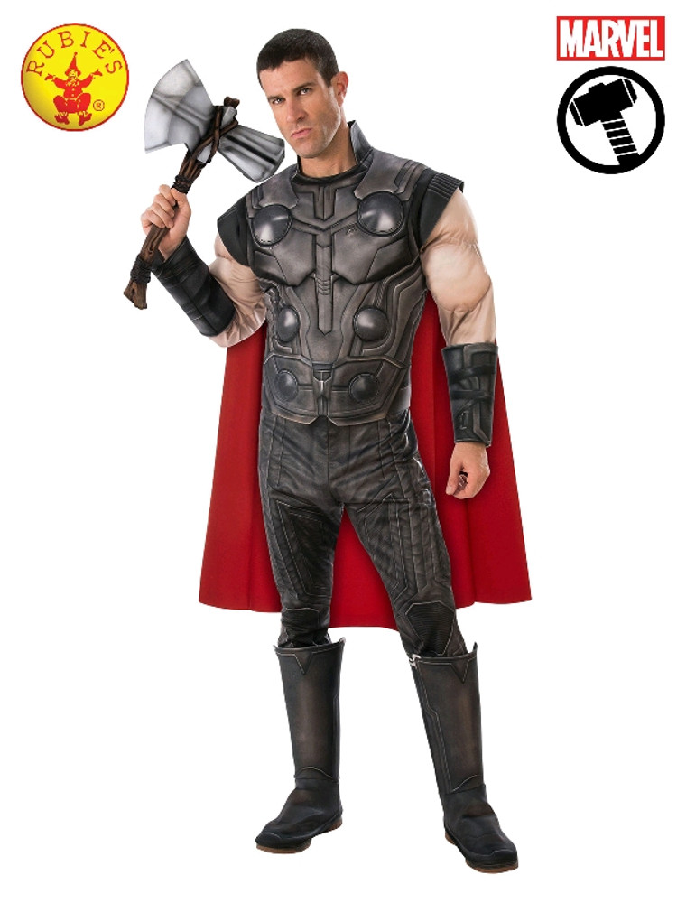Thor Deluxe Mens Costume