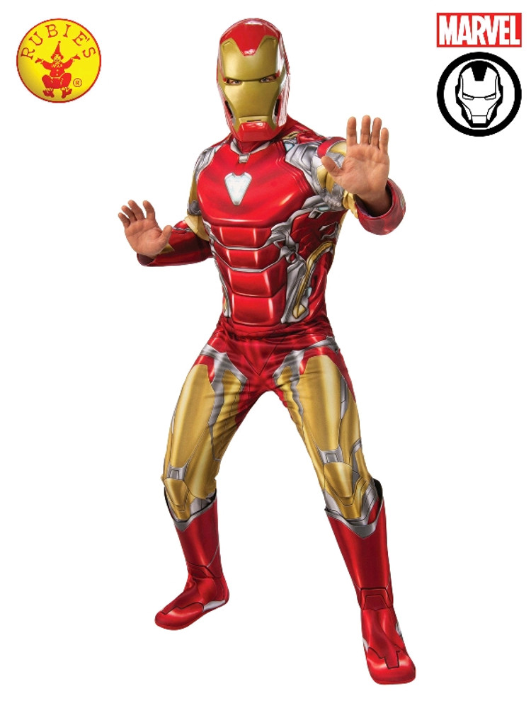 Iron Man Deluxe Adult Costume