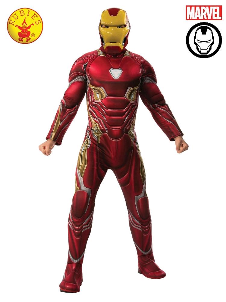 Iron Man Avengers Deluxe Adult Costume