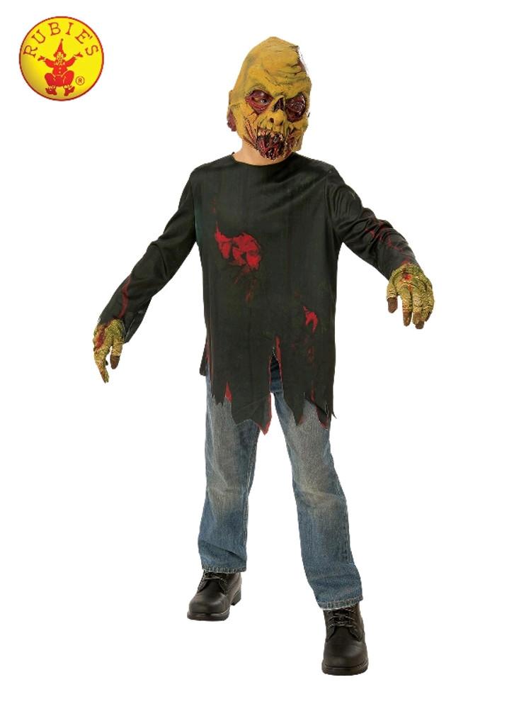 Zombie Avenger Kids Costume