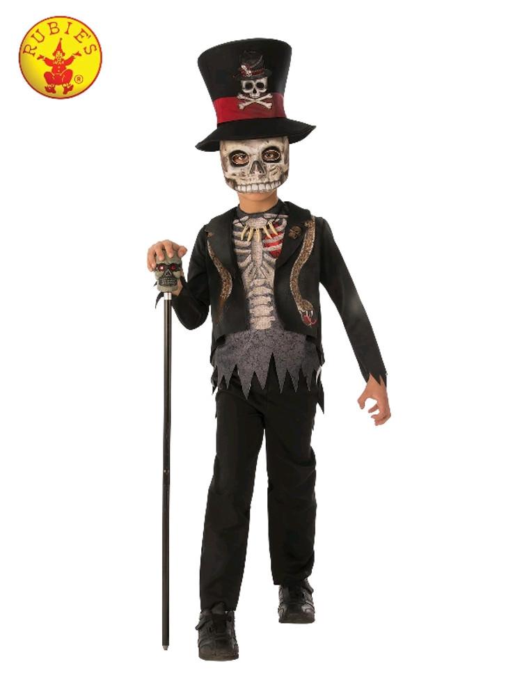 Voodoo Boy Costume