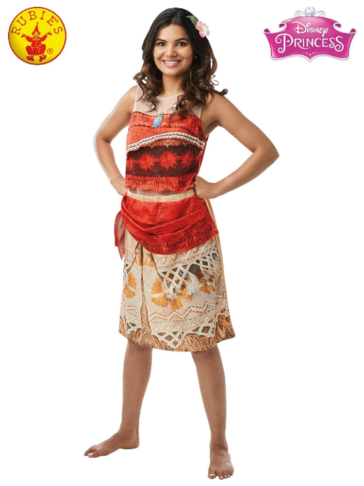 Moana Adult Costume