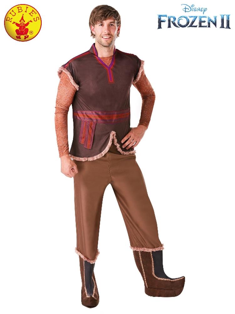Frozen 2 Kristoff Deluxe Adult Costume