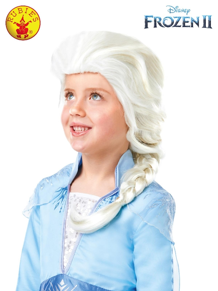 Elsa Frozen 2 Wig Child