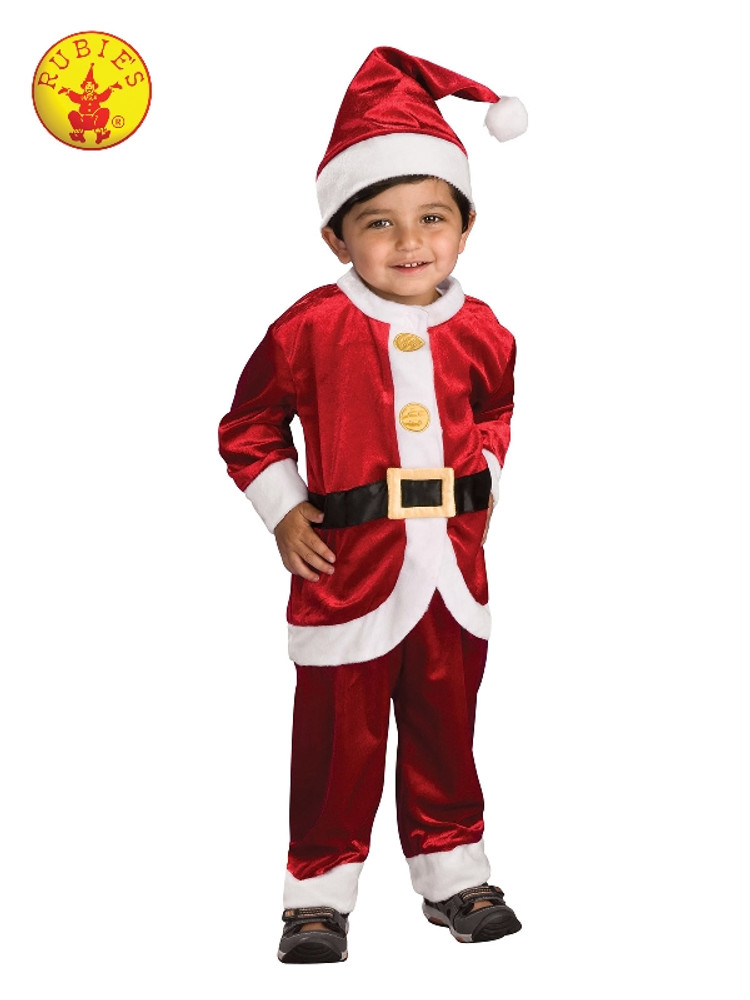 Santa Lil' Toddler Costume