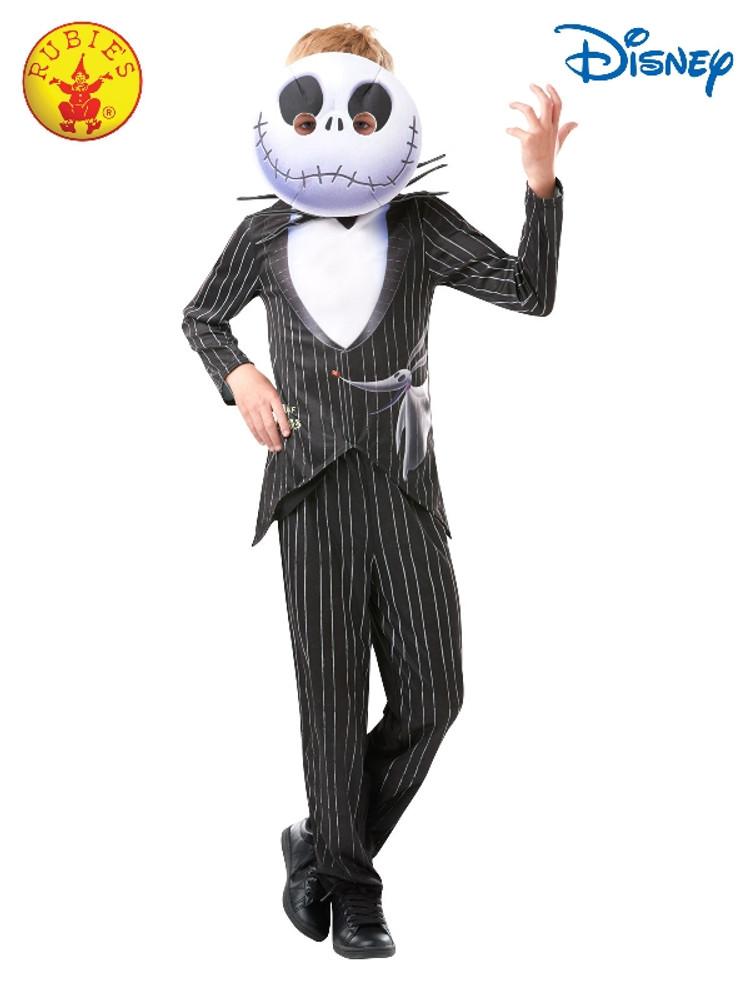 Jack Skellington Kids Costume