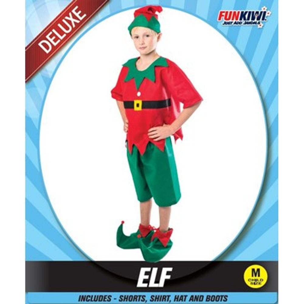 Elf Child Costume