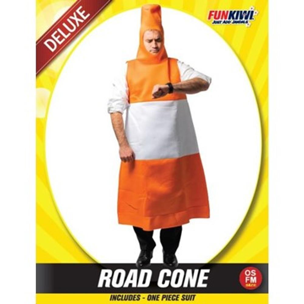 Road Cone Adult Costume
