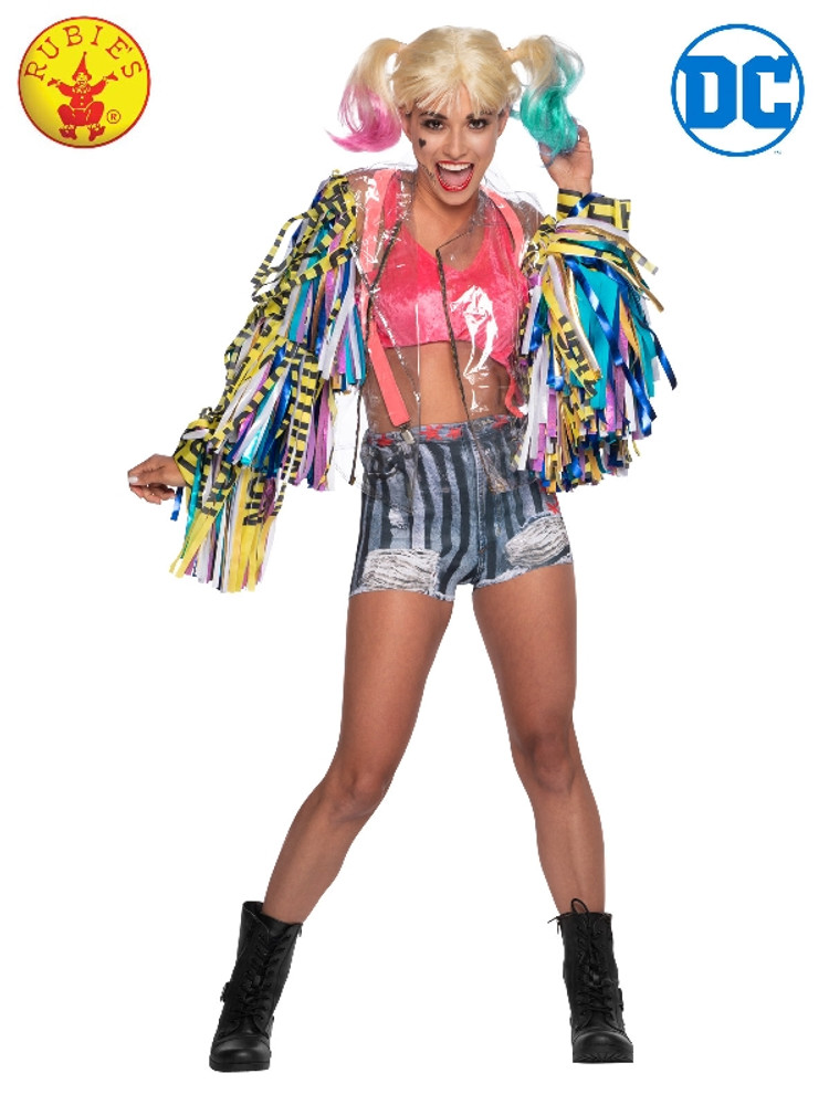 Harley Quinn Birds of Prey Adult Costume