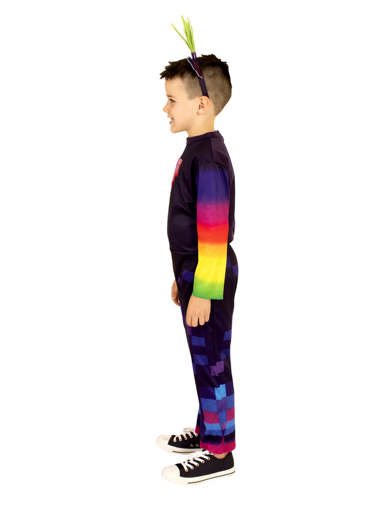 King Trollex 2 Boys Costume