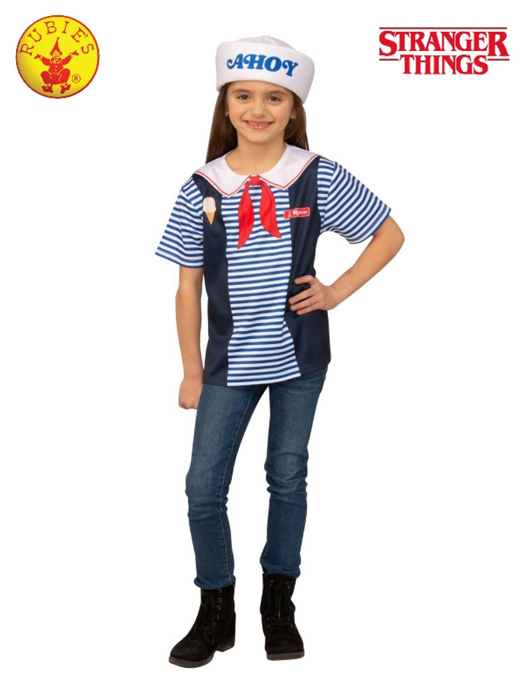 Stranger Things Scoops Ahoy Kids Costume