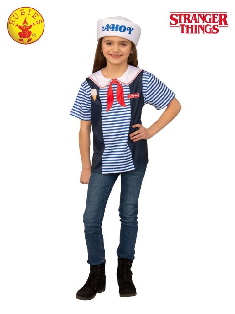 Stranger Things Scoops Ahoy Kids Costume