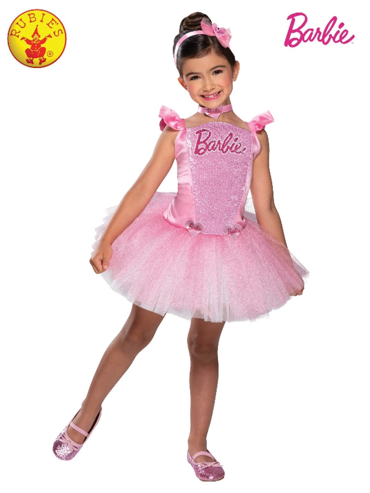 Barbie Ballerina Girls Costume