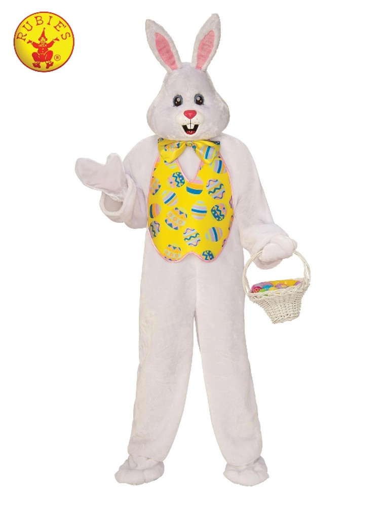 Bunny Rabbit Mascot Adult Animal Costume