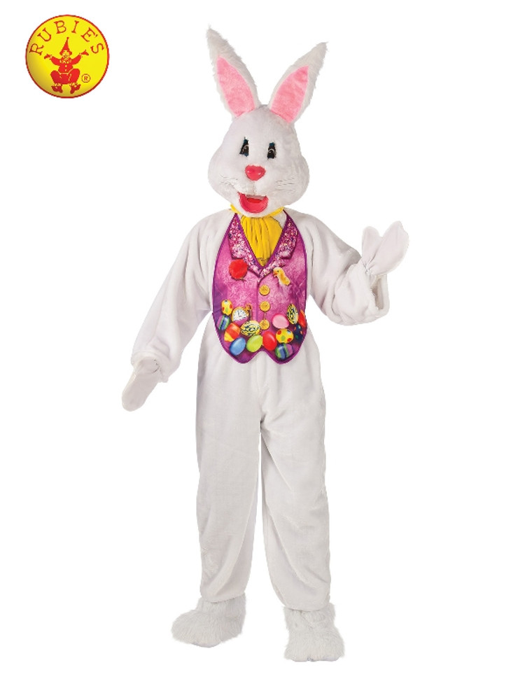 Bunny Rabbit Mascot Deluxe Animal Costume