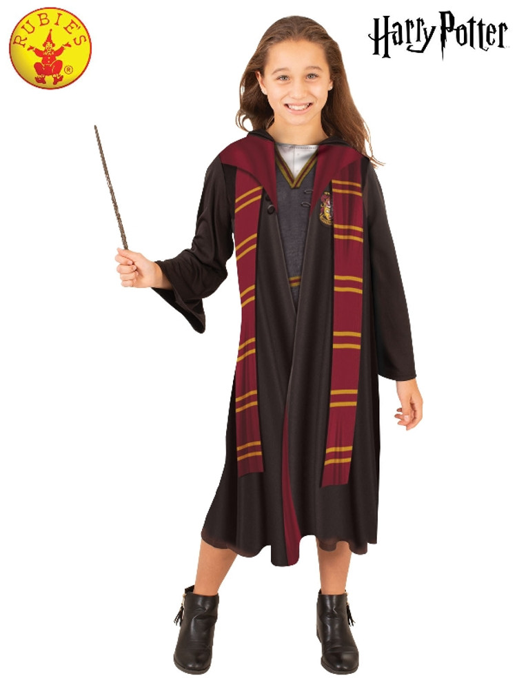 Harry Potter Hermione Childs Hooded Robe