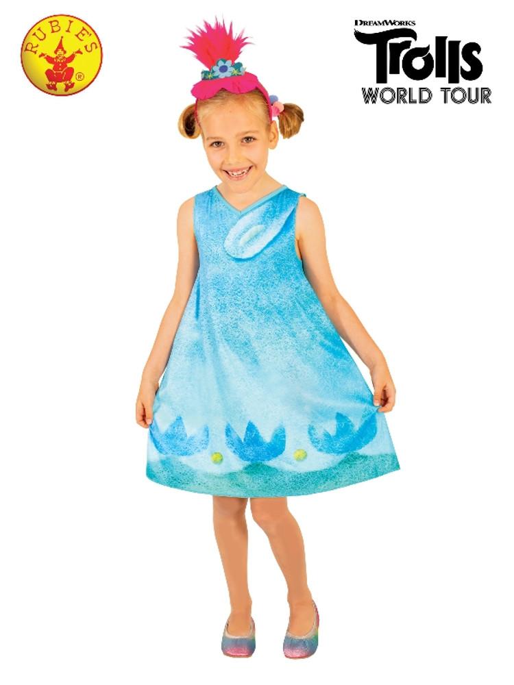 Poppy Trolls 2 Girls Costume