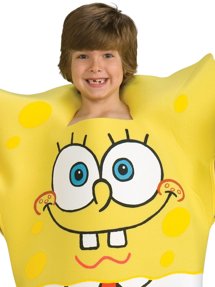 Spongebob Squarepants Kids Costume