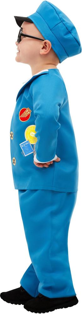 Postman Pat Toddler/Child Costume