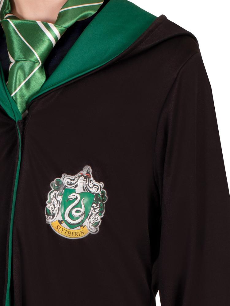 Harry Potter Slytherin Robe Kids Costume