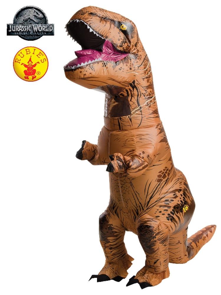 Jurassic World T-Rex Inflatable Teen Costume
