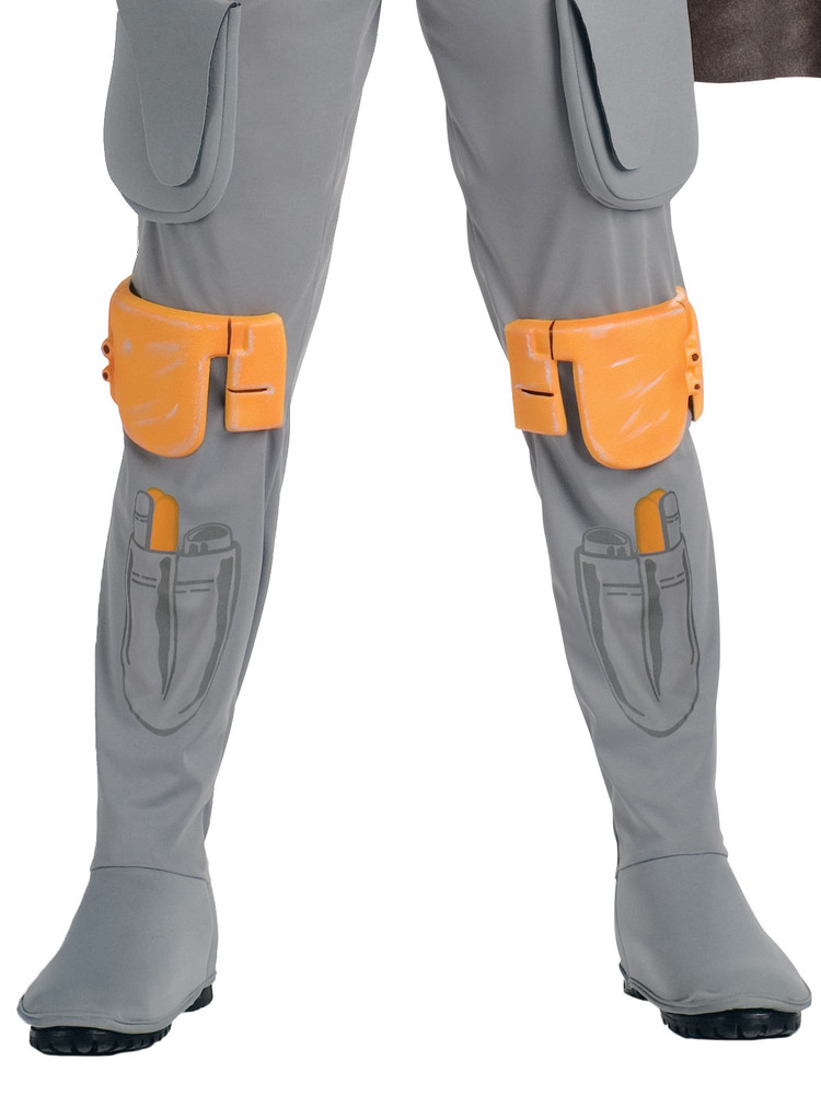 Star Wars -  Boba Fett Deluxe Mens Costume