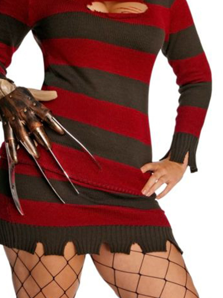 Miss Krueger Plus Size Womens Costume