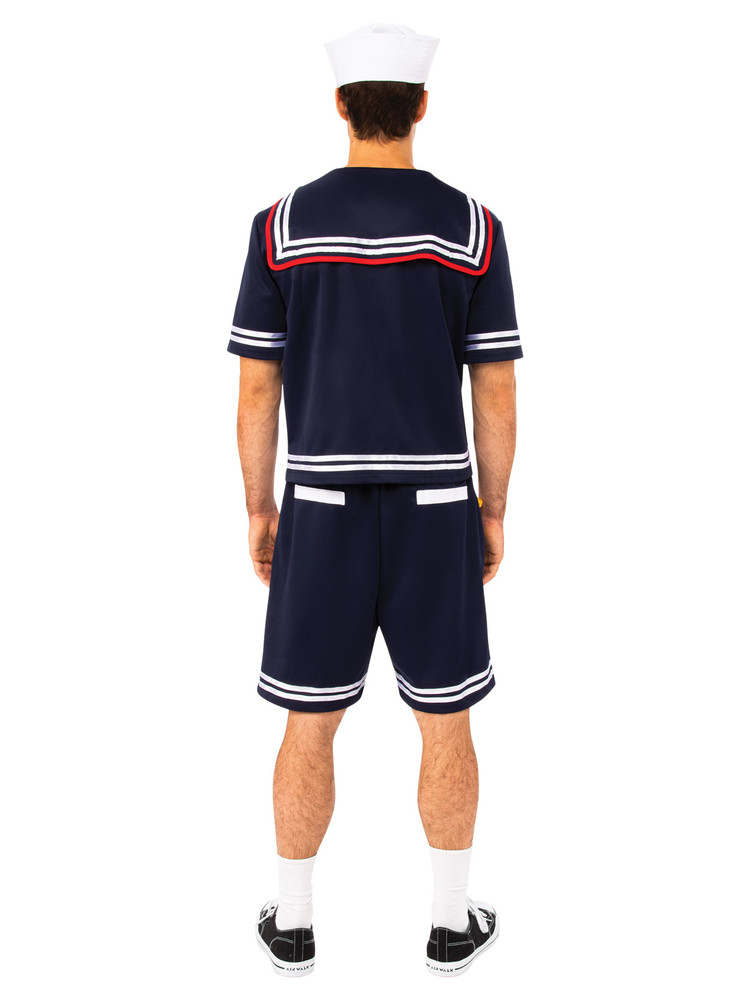 Stranger Things Steve Scoops Ahoy Mens Costume