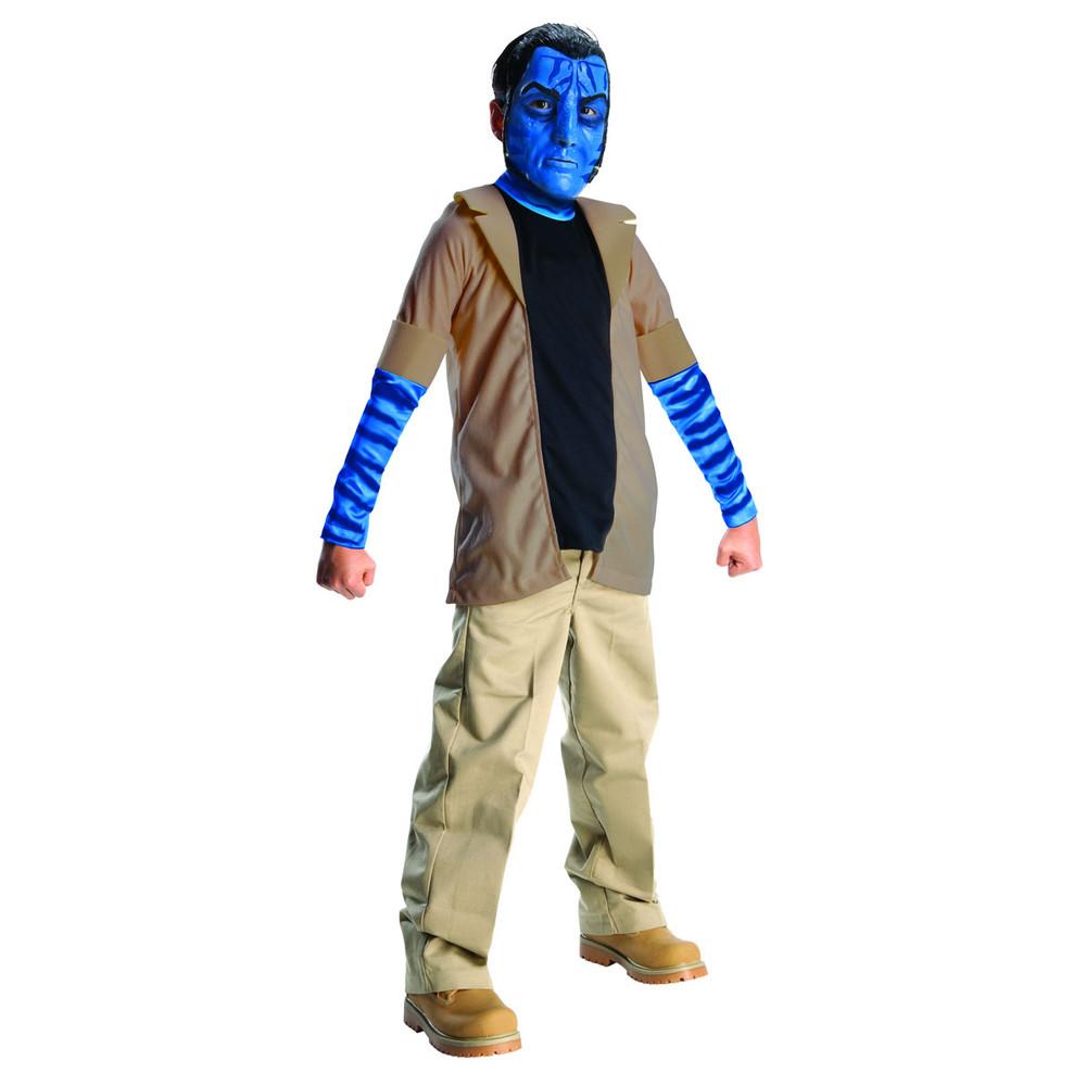 Jake Sully Avatar Child Costume