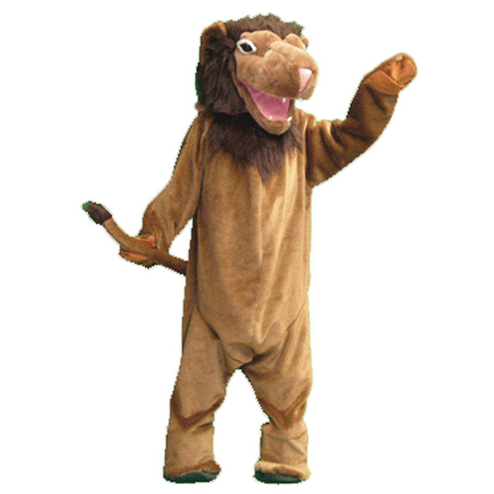 Lion Roaring Animal Costume