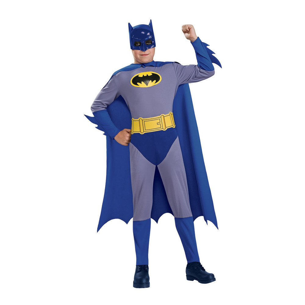 Batman Superhero Boys Costume