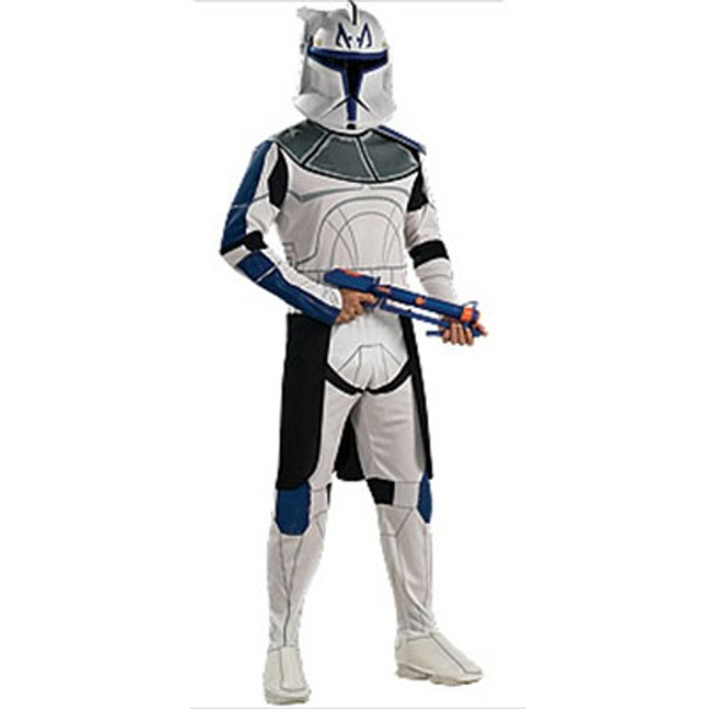 Star Wars - Clonetrooper Captain Rex Mens Costumes