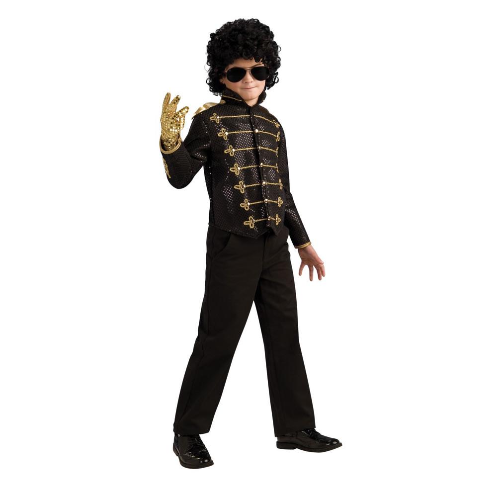 Michael Jackson   Adam Ant Deluxe Boys Military Costume