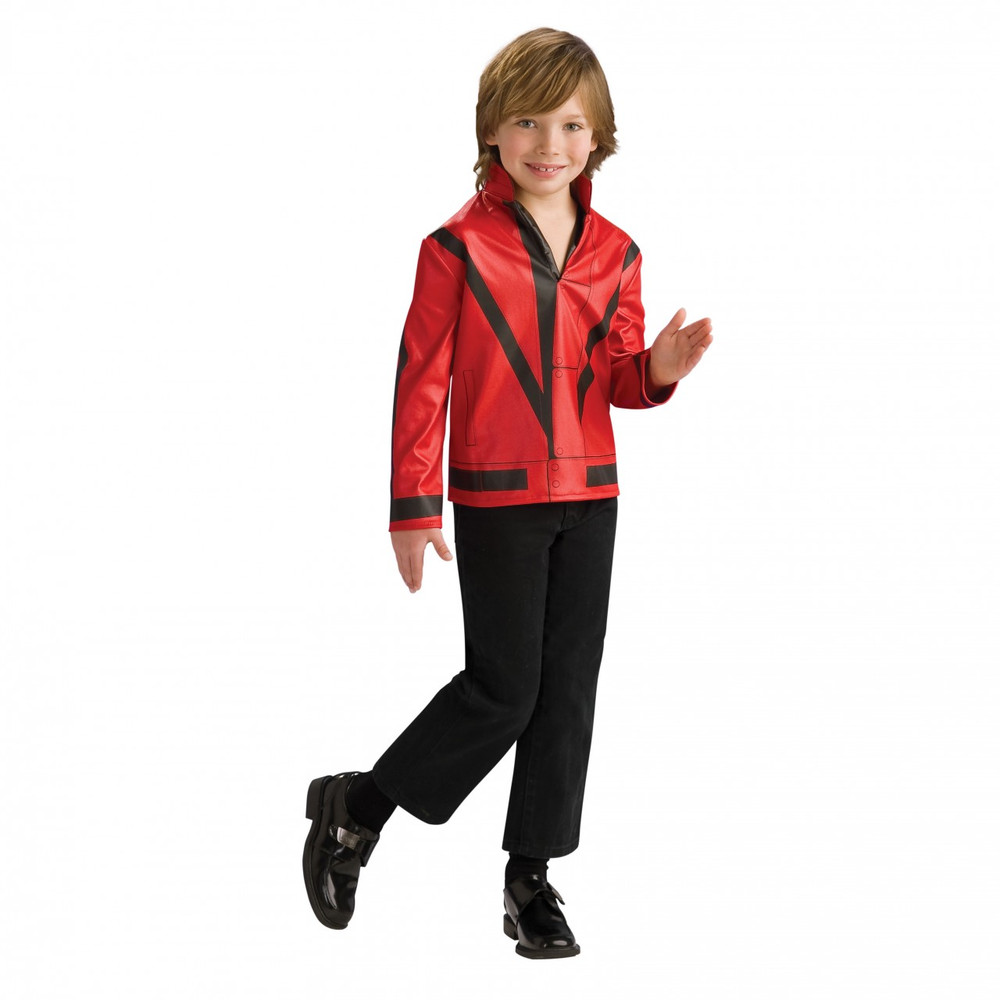 Michael Jackson Boys Thriller Costume