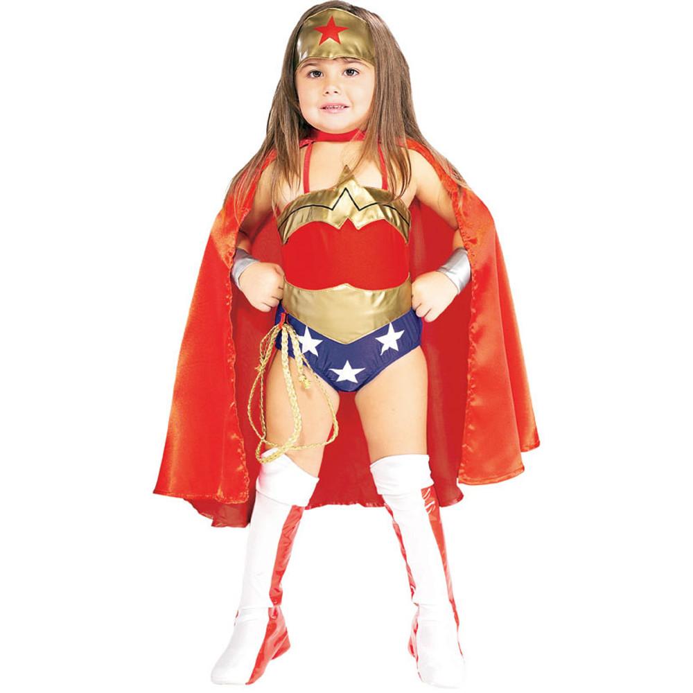 Wonder Woman Superhero Girls Costume