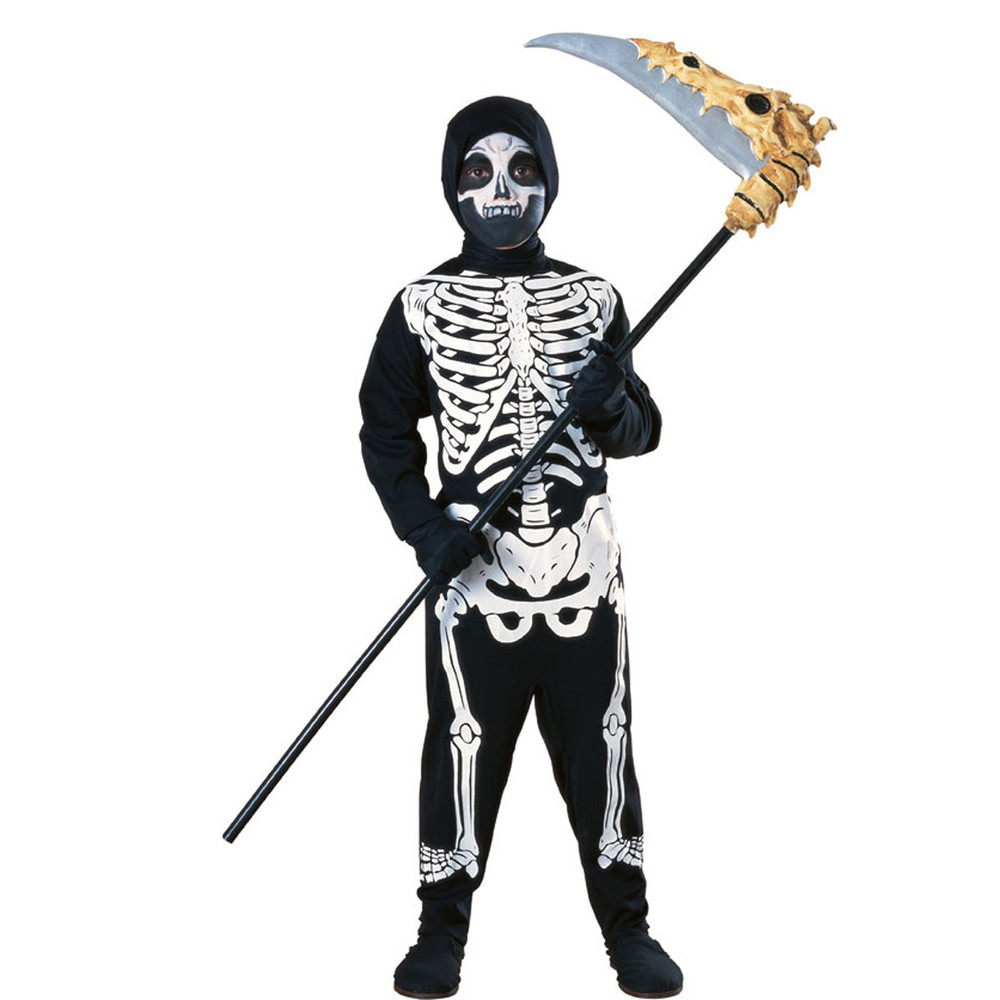 Skeleton Boys Costume