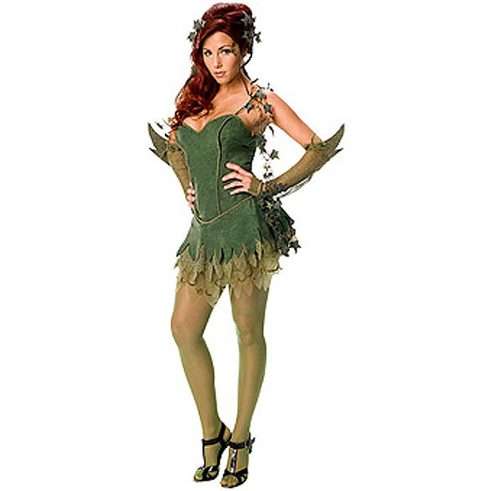 Poison Ivy Womens Costume