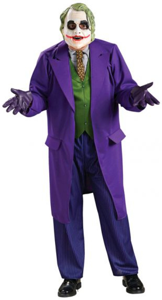 The Joker Deluxe Mens Costumes