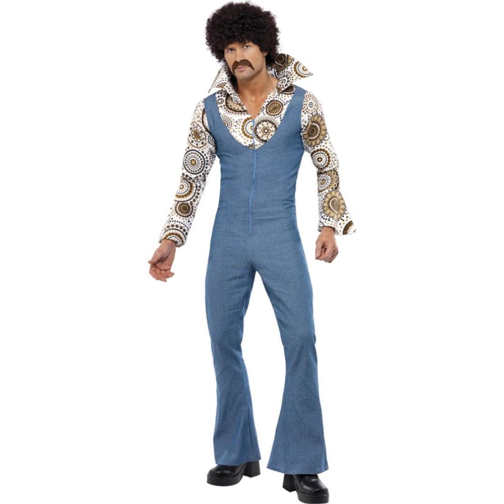 1970's ABBA Groovy Dancer Mens Costume