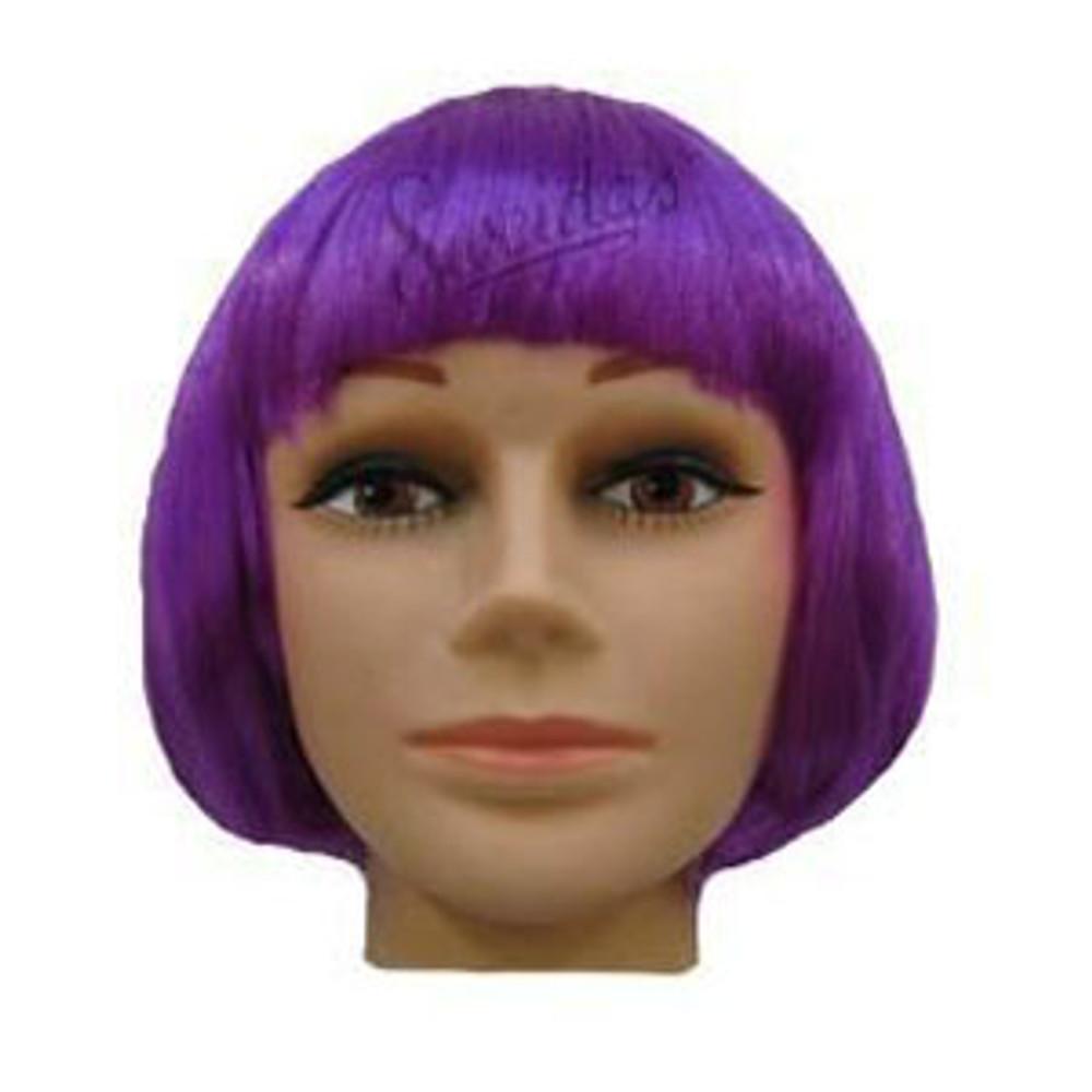 Bob Wig - Purple
