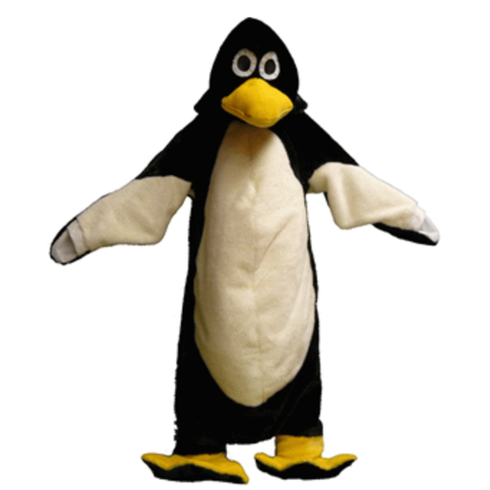 Penguin Mascot Animal Costume
