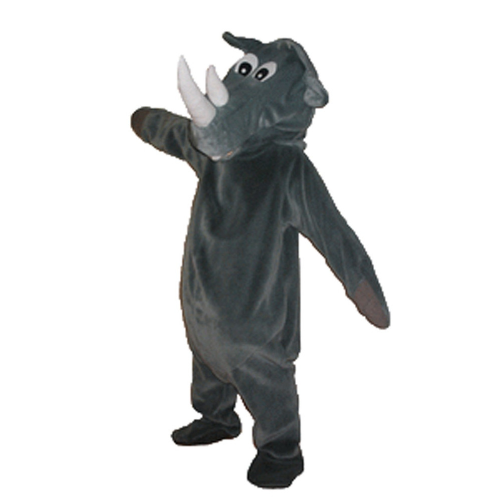 Rhino Animal Costume
