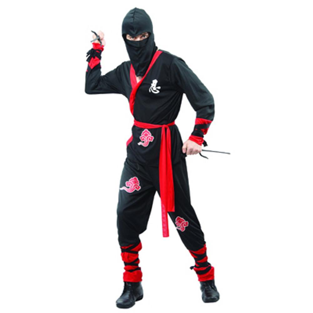 Ninja Mens Costume