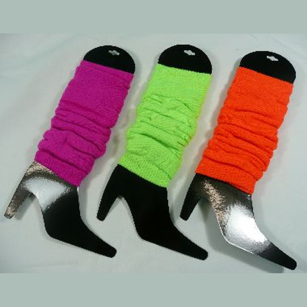 Leg Warmers Neon (Available in 3 Assorted Colours)