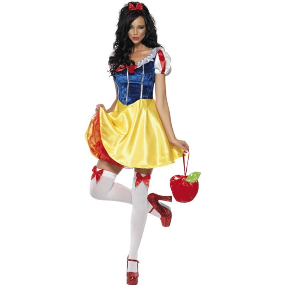Snow White Fairytale Adult Costume