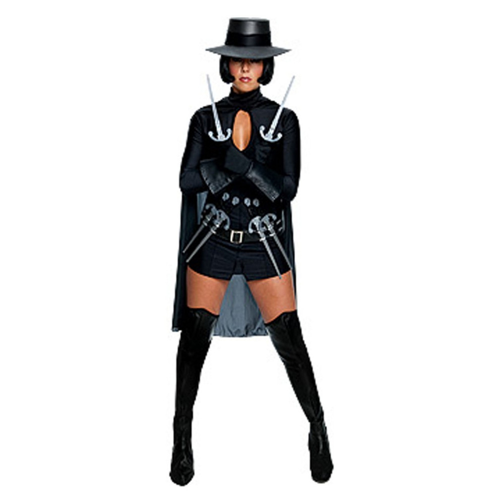 V for Vendetta Womens Costume