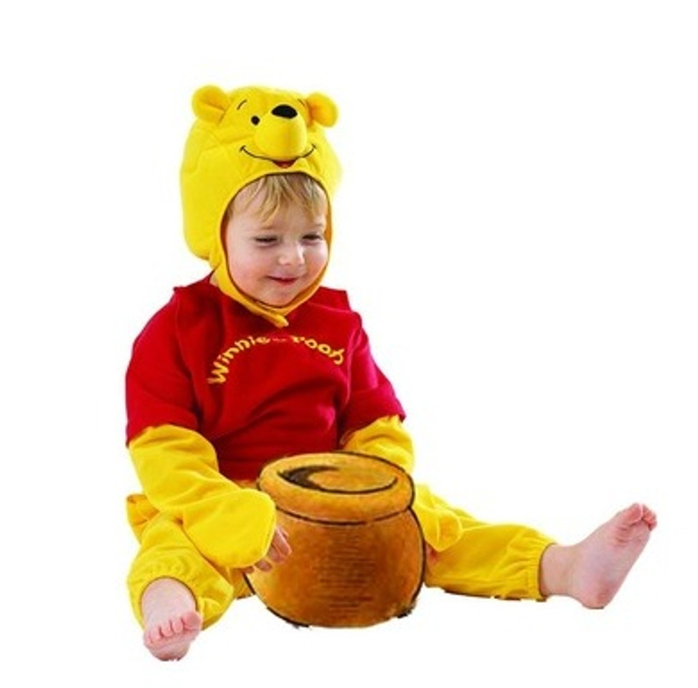 Winnie the Pooh Child Costume